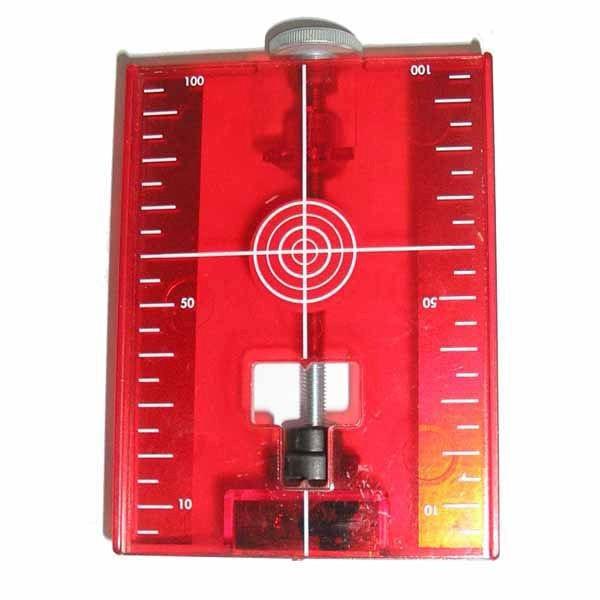 BERSAGLIO LIVELLI LASER MAGNETICO ZLM cm 7,5x11,0 SOLA 9002719012900